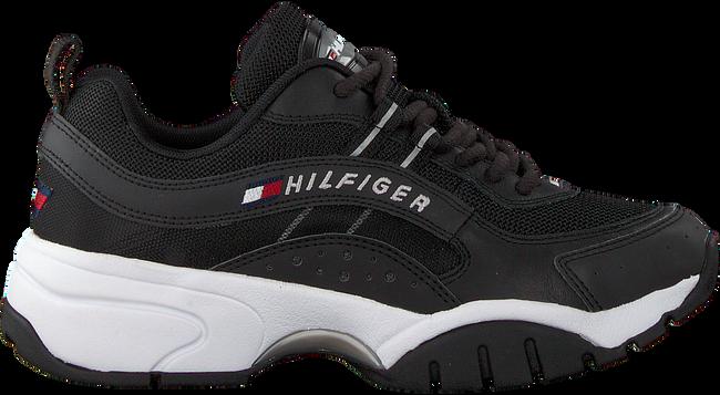 Schwarze TOMMY HILFIGER Sneaker low HERITAGE TOMMY JEANS WMNS RUNN  - large