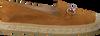 Cognacfarbene KANNA Espadrilles KV8006  - small