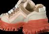 Beige NUBIKK Sneaker low TALLIS WANA  - small