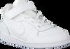 Weiße NIKE Sneaker COURT BOROUGH MID (KIDS)  - small