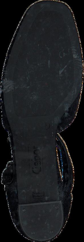 Schwarze GABOR Pumps 470.1 - larger