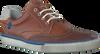 Cognacfarbene FLORIS VAN BOMMEL Sneaker 17249 - small