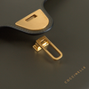 Grüne COCCINELLE Umhängetasche BEAT 1501  - small