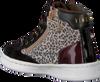 Braune VINGINO Sneaker TESSA  - small
