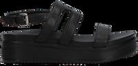 Schwarze SHABBIES Sandalen 170020168  - medium