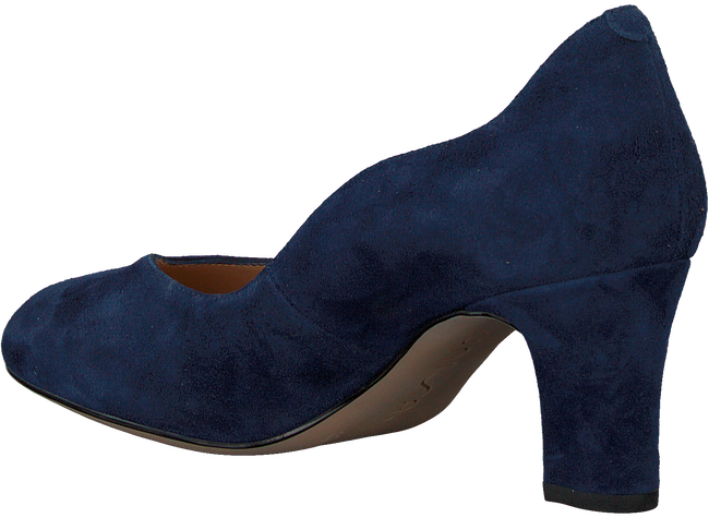 Blaue UNISA Pumps MORAN  - large