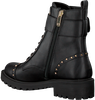 Schwarze GUESS Ankle Boots FLHOE4 ELE10 - small