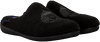 Schwarze SCAPA Hausschuhe 21/11001 - small