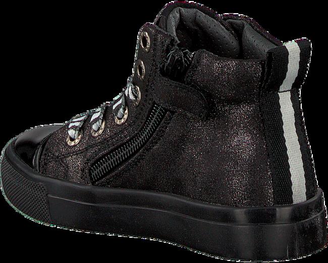 Schwarze SHOESME Schnürschuhe SH9W010  - large