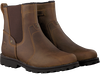 Braune TIMBERLAND Ankle Boots 1371R/1381R/1391R - small