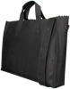 Schwarze MYOMY Laptoptasche BUSINESS BAG - small