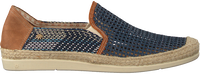 Blaue LA SIESTA Espadrilles 51084  - medium