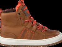 Cognacfarbene VINGINO Sneaker MANNIX MID  - medium