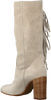 Beige NOTRE-V Stiefeletten 8527  - small