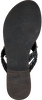 Schwarze LAZAMANI Pantolette 75.526 - small