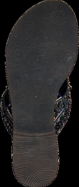 Schwarze LAZAMANI Pantolette 75.526 - large