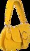 Gelbe FABIENNE CHAPOT Umhängetasche FLASH BAG  - small