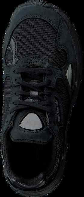 Schwarze ADIDAS Sneaker FALCON W  - large