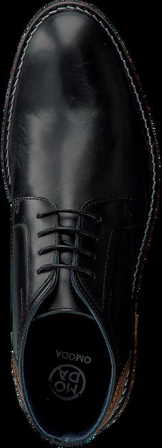 Schwarze OMODA Ankle Boots OMODA 627 - large