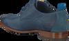 Blaue REHAB Business Schuhe GREG WALL 02 - small