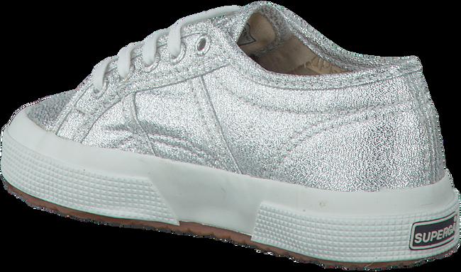 Silberne SUPERGA Sneaker LAMEJ KIDS - large