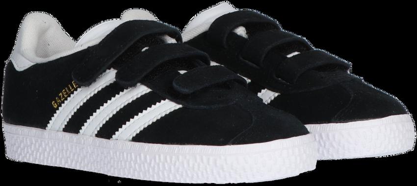 Weiße ADIDAS Sneaker GAZELLE CF I - larger