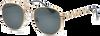 Graue IKKI Sonnenbrille LA PORTE - small