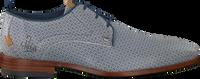 Blaue REHAB Business Schuhe GREG CLOVER - medium