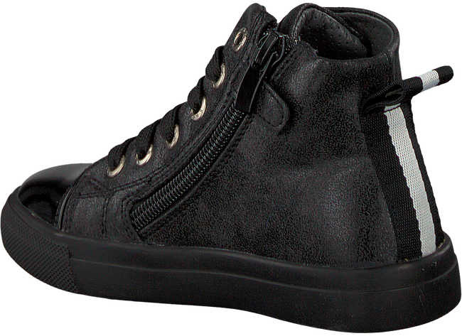 Schwarze SHOESME Schnürschuhe SH8W018 - large