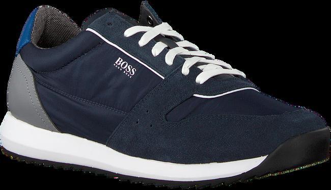 Blaue HUGO Sneaker SONIC RUNN  - large