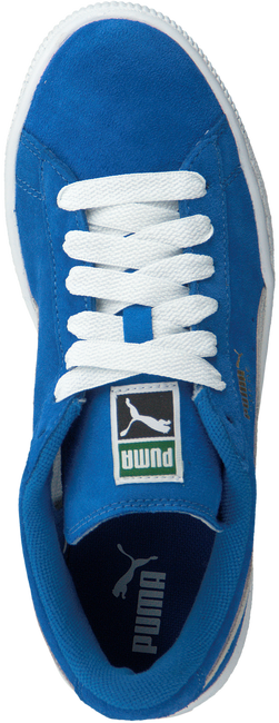 Blaue PUMA Sneaker SUEDE JR - large