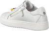Weiße APPLES & PEARS Sneaker low FRONA  - small