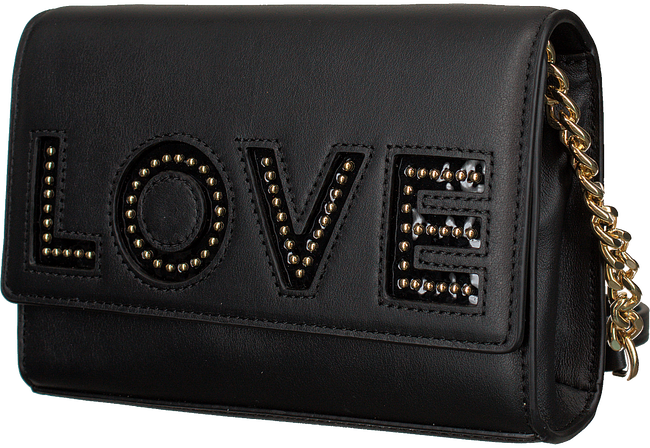 Schwarze MICHAEL KORS Clutch MD CLUTCH - large