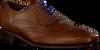 Cognacfarbene FLORIS VAN BOMMEL Business Schuhe 19470 - small
