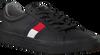Schwarze TOMMY HILFIGER Sneaker FM0FM01712 - small