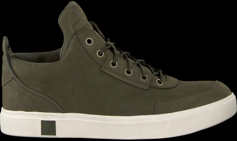 Grüne TIMBERLAND Sneaker AMHERST HIGH TOP CHUKKA | Omoda.at