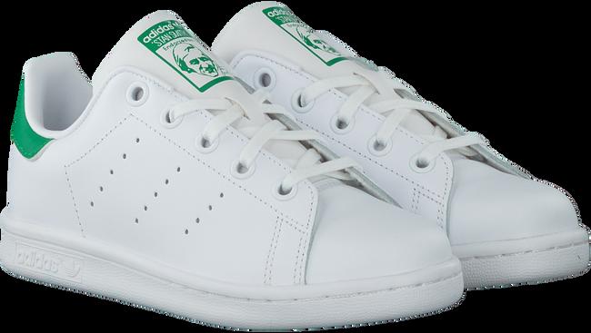 Weiße ADIDAS Sneaker STAN SMITH C - large