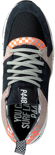 Blaue P448 Sneaker ALEX  - large