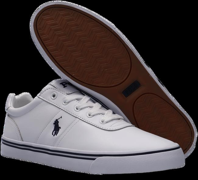 Weiße POLO RALPH LAUREN Sneaker low HANFORD  - large