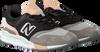 Schwarze NEW BALANCE Sneaker low CW997  - small