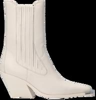 Weiße BRONX Stiefeletten LOW-KOLE 34159  - medium