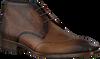 Cognacfarbene GIORGIO Business Schuhe HE974148/01 - small