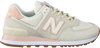 Weiße NEW BALANCE Sneaker low WL574  - small