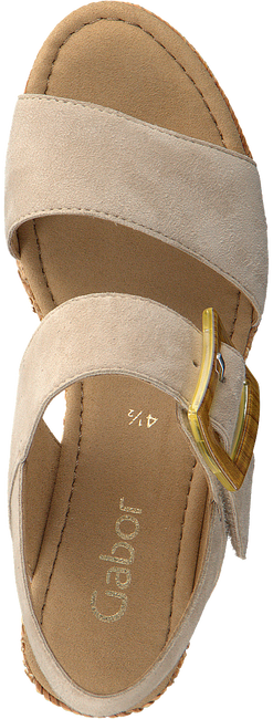 Beige GABOR Sandalen 795.1  - large