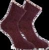 Braune MARCMARCS Socken ALEXIA  - small