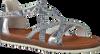 Silberne JOCHIE & FREAKS Sandalen 20752  - small
