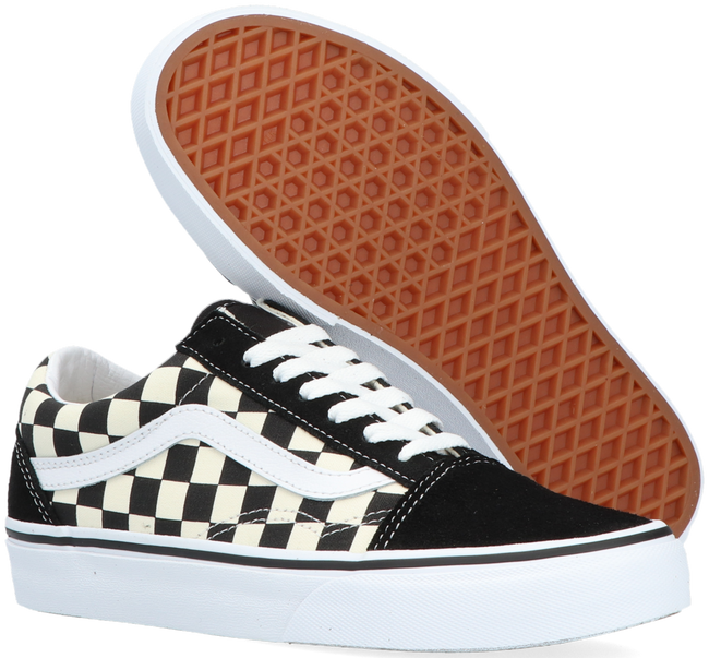 Schwarze VANS Sneaker low UA OLD SKOOL WMN  - large