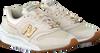 Graue NEW BALANCE Sneaker low CW997  - small