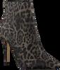 Beige GUESS Stiefeletten OLANES/SHOOTIE  - small