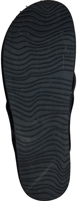 Schwarze REEF Pantolette CUSHION BOUNCE  - large
